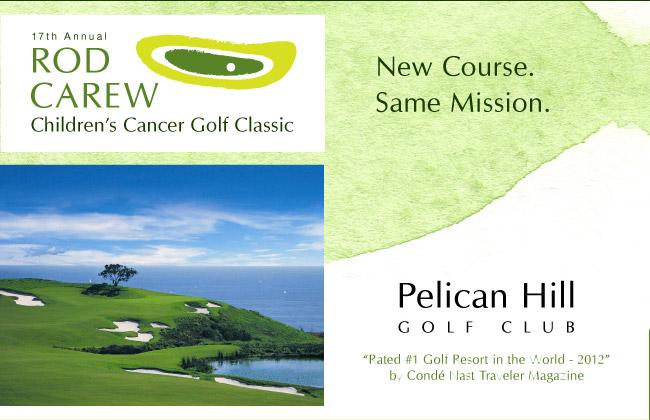 17th Annual Rod Carew Children's Cancer Golf Classic