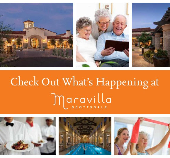 Check Out What's Happening at Maravilla Scottsdale