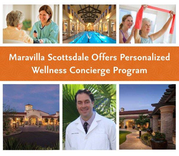 Maravilla Scottsdale Offers Personalized Wellness Concierge Program