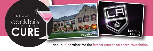 annual fundraiser for the breast cancer research foundation