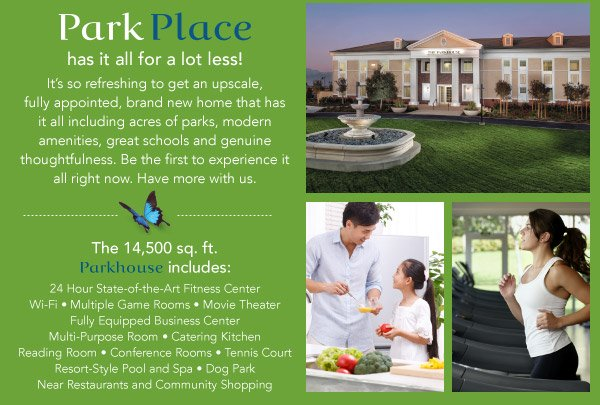 The Parkhouse - 4955 S. Parkplace Avenue, Ontario, CA 91762