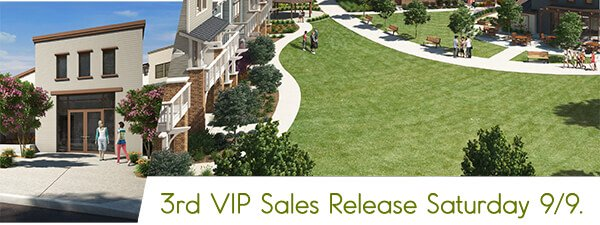 3rd VIP Sales Release the Saturday.