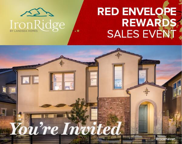 RED ENVELOPE REWARDS SALES EVENT