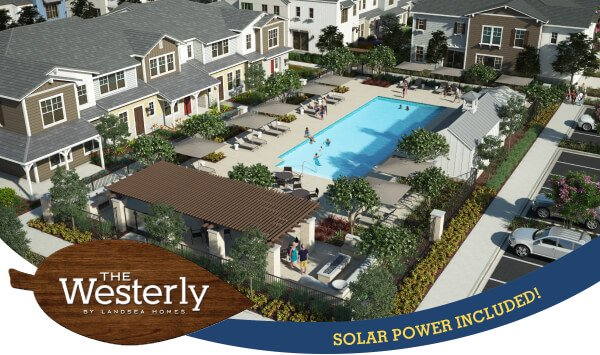 THE WESTERLY by LANDSEA HOMES