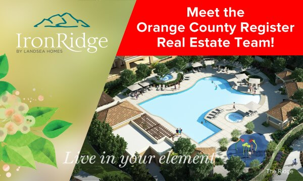 Meet the Orange County Register Real Estate Team!
