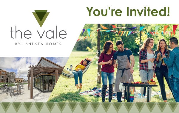 The Vale - You're Invited