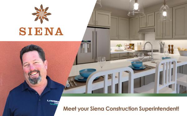 SIENA - Meet Your Siena Construction Superintendent!