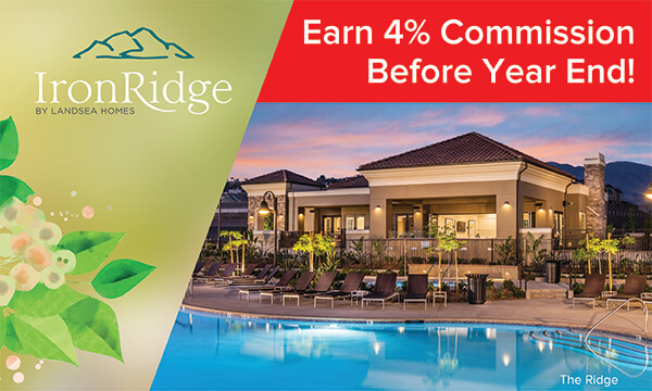 Earn 4% Commission Before Year End!