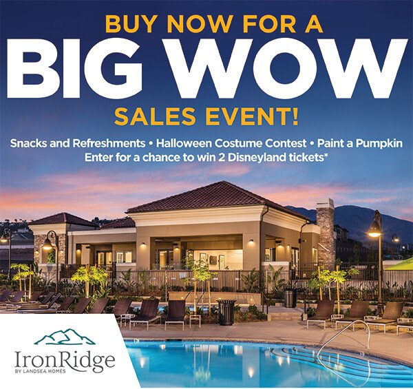BUY NOW FOR A BIG WOW SALES EVENT!