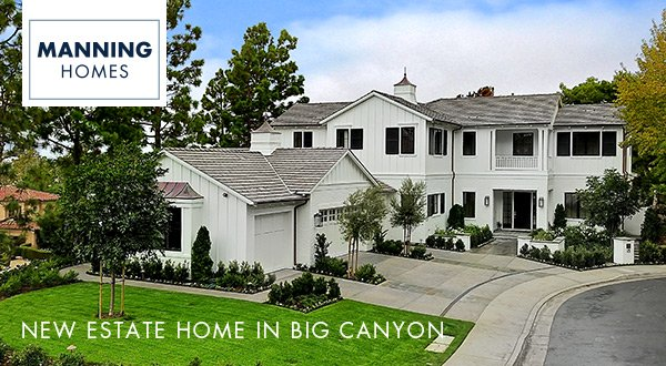 NEW ESTATE HOME IN BIG CANYON