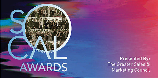 SOCAL AWARDS - Presented By: The Greater Sales & Marketing Council
