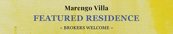 Marengo Villa Featured Residence